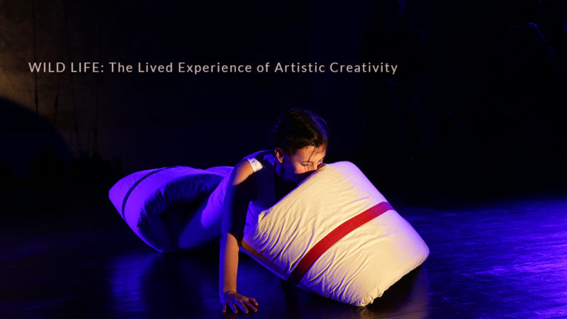 Angela Clarke Wild Life The Lived Experience of Artistic Creativity